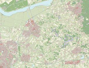 Kaart vanNijkerk