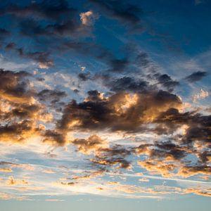 Geloof/ Achter de wolken ......