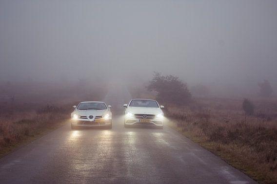 Monsters lurk in the fog van Sytse Dijkstra