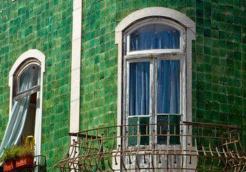 Portugees huis. van Ineke de Rijk