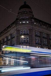 Passerende tram van Bart Hagebols