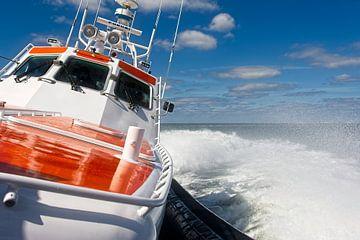 Rettungsboot Arie Visser von Albert Wester Terschelling Photography