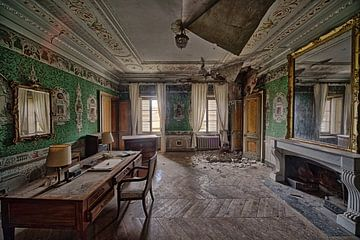 Chateau Verde von Marius Mergelsberg