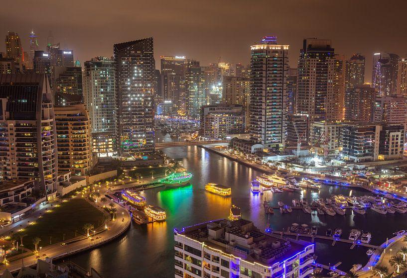 Dubai Marina van Ronne Vinkx
