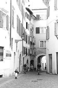 Italian Street von Iris van Bokhorst