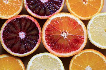 vitamines...! fris en fruitig! sur Els Fonteine