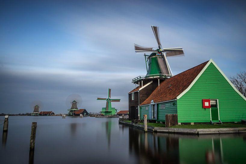 The beauty of Holland van Klaas Fidom