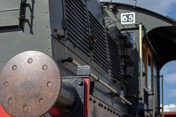 Locomotief van MK Audio Video Fotografie