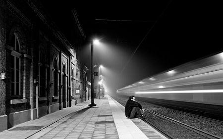 Last Passenger von Tim Corbeel