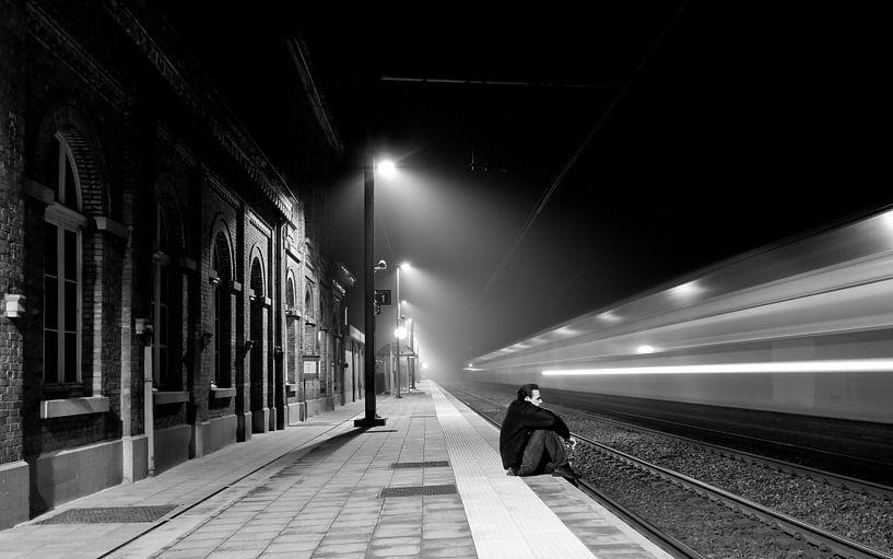 Last Passenger van Tim Corbeel