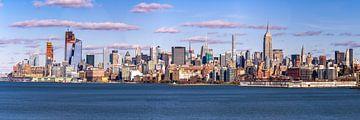 Panorama de la ville de New York sur Achim Thomae