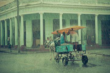 Promenade pluvieuse sur Arnaud Bertrande