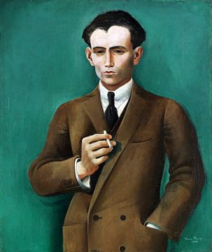 Bildnis Robert von Mendelssohn, ILONA SINGER, 1928