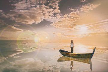 Bis zum Horizont segeln von Elianne van Turennout
