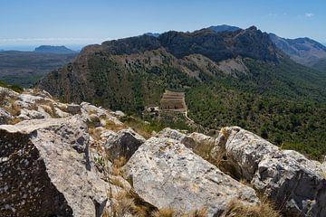Felsen und Gebirge am Mittelmeer 1 von Montepuro