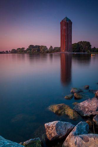 Water Tower van Johan Viele
