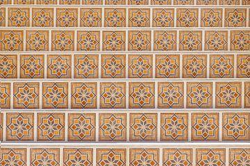 Marokkaanse trap van Andrew Chang