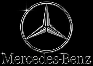 Mercedes Benz Chrom von Bert Hooijer