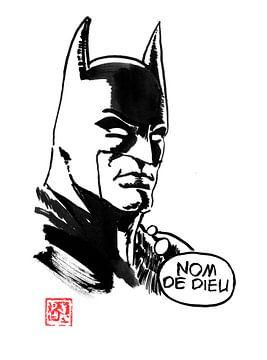 Batman - Gottes Name von philippe imbert