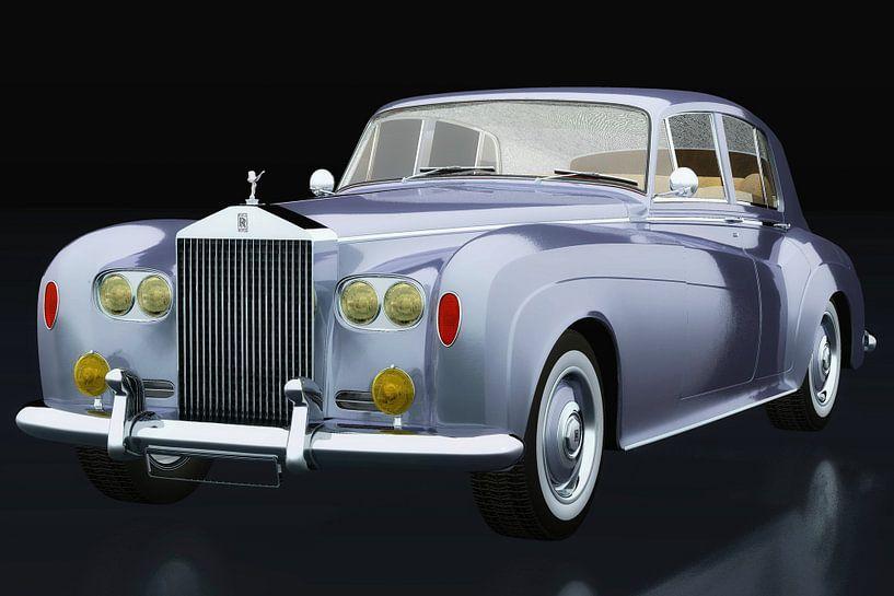 Rolls Royce Silver Cloud van Jan Keteleer