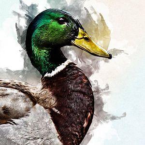 Duckface ..... van