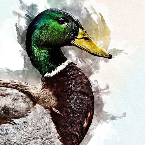 Duckface ..... van Art by Jeronimo