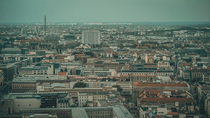 Berlijn Skyline van Rob Berns