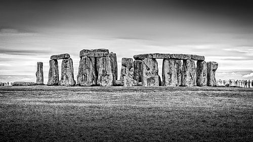 Stonehenge - The Solstice Gathering van