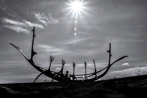 Vikingschip - Reykjavik van