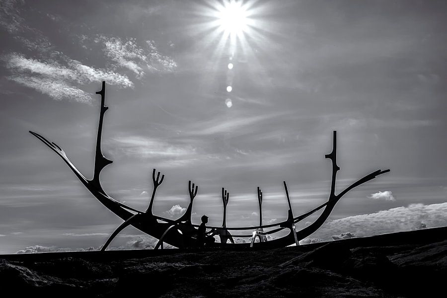 Vikingschip - Reykjavik