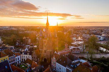 Sassenpoort Zwolle von Thomas Bartelds