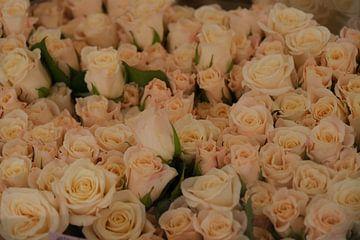 Strauß alter Rosen von Spijks PhotoGraphics