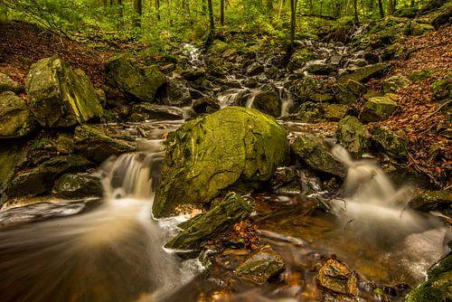 Watervallen in de Ardennen