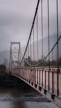 Brücke zum Unbekannten von Nick Korringa