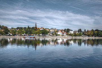 Eckernförde  Baltic See von Agostino Lo Coco