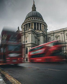 La cathédrale Saint-Paul de Londres sur MAT Fotografie