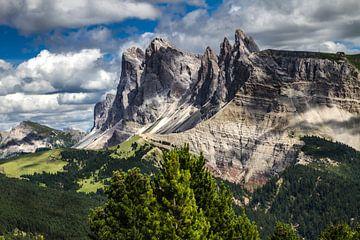 Südtirol Dolomiten Geisler Gruppe von Martina Weidner