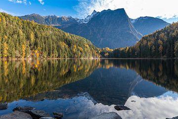 Herbst in Tirol von Sandra Schönherr