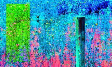 kreative bunte Schwalbe von Greta Lipman