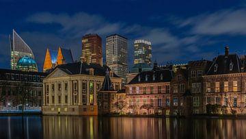 Mauritshuis et Hofvijver sur Bart Hendrix