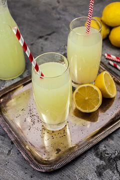 Citroen limonade van Nina van der Kleij