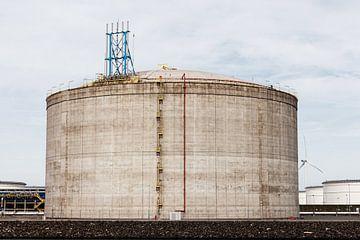 Tank LNG opslag van