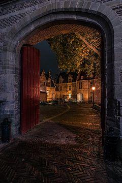 Stadspaleis Markiezenhof in Bergen op Zoom van Rick van Geel