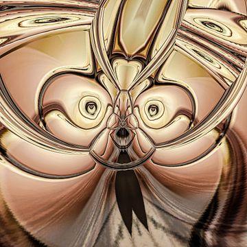 Fantasierijke abstracte twirlillustratie 113/3 van PICTURES MAKE MOMENTS