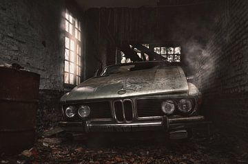 BMW 1 van romario rondelez