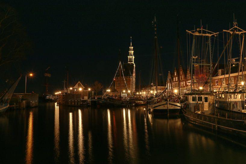 Port de Hoorn sur FotoBob