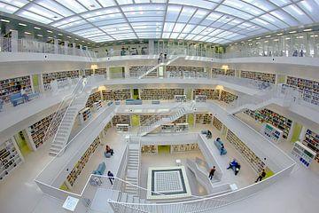 Stadtbibliothek Stuttgart sur Patrick Lohmüller