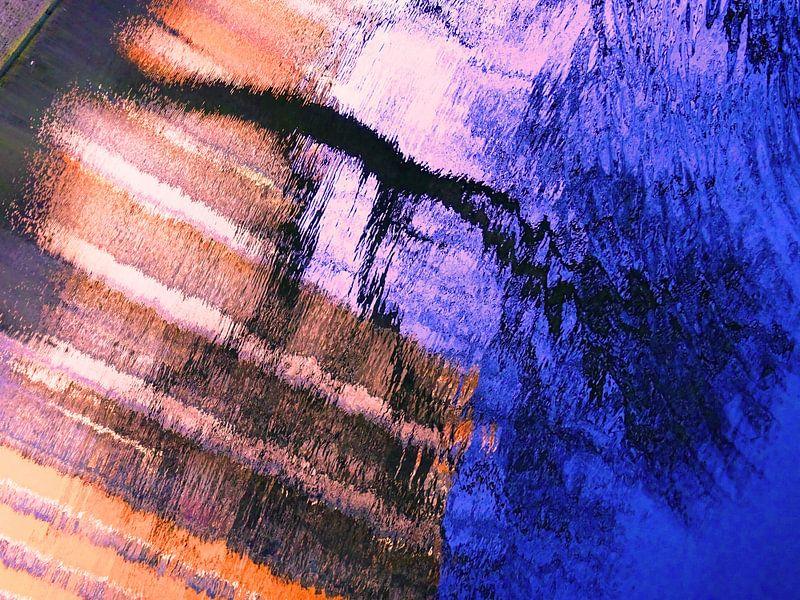 Urban Reflections 59 van MoArt (Maurice Heuts)