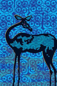 Antilope von Siegfried Gwosdz