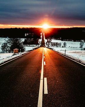 Der Sonne entgegen von Joris Machholz